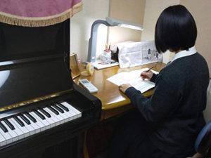 音楽の基礎の勉強